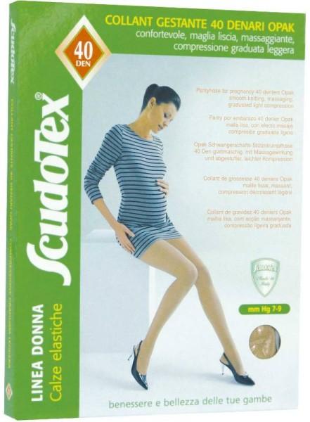 Ciorapi compresivi pentru gravide Scudotex S466 AM