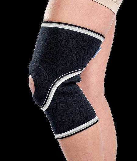 Orteza de genunchi cu suport patelar SRT305